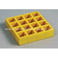 Fiberglass Reinforced Plastic/FRP/GRP Mini-Mesh Gratings/FRP