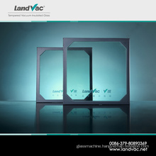 Landvac New Design Low U-Value Tempered Vacuum Insulated Glass for Solar Energy House