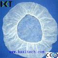 Desechables Bouffant Cap Ready Made proveedor de protección médica Hotel y la Industria Kxt-Bc01