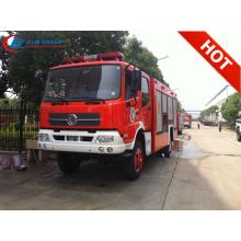 2019 Nouveau camion de pompiers forestiers DONGFENG 6000 litres