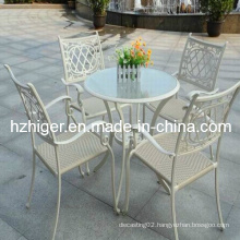 Outdoor Chair and Table Set (HG-494)