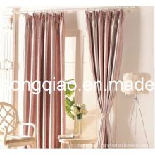 Double Faced Jacquard Half-Shading Curtain