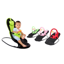 New Product Baby Foldable Rocking Chair with Small Toys Infant Seat