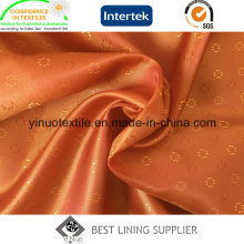 Hot Selling 100% Polyester Two Tone Dobby Lining