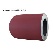 Matt ral color coated aluminum roof coil