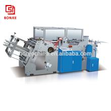 Bonjee 2017 High Speed Full Automatic Product Corrugated Box Maker Machine