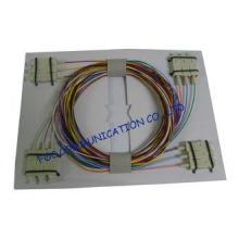 0.9mm Fiber Optic Pigtail SC 12Colors Multimode Suitable fo