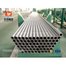 Aleación de Hastelloy C22 tubo B-2 UNS N10665