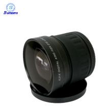 High Definition 52mm Thread 0.35x Fisheye Lens For Digital Camera