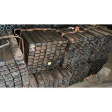 Tubes carrés MS ASTM A500 / GrB