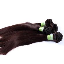 pelo humano del paquete del pelo para la venta, pelo humano malasio virginal del grado 6a recto