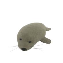 Selo de animais do mar de pelúcia