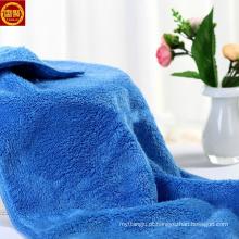 toalha de limpeza 100 microfibra de poliéster para uso doméstico