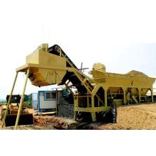 120t / H Petite usine de mélange de sol stabilisé