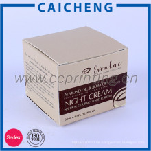 Produkt kundenspezifischer Druckpapierkosmetikverpackungs-Papierkasten