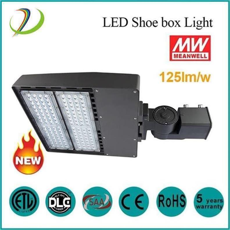 Ny design ETL-lista Led Shoebox Light