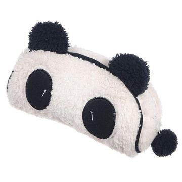 PLUSH PANDA PENCIL CASE-0