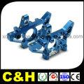 OEM и CNC 5 осей подвергая механической обработке центра CNC алюминия подвергая механической обработке прототип
