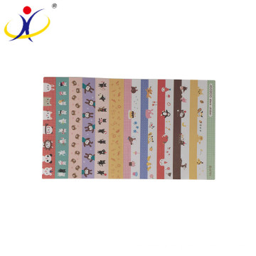 Customized Size!Waterproof+Eco-friendly Alibaba online shopping letter sticker printing custom