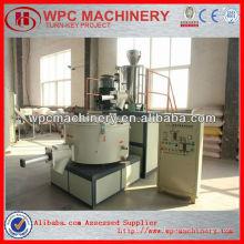 CE ISO9001! Machine à mélanger à chaud à froid SRL.Z 500/1000 / Machine de mélange de bois et de plastique wpc