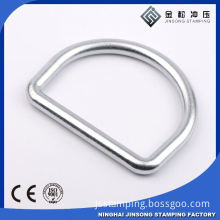 bulk metal d ring d ring with clamp metal d ring