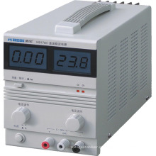 LCD-Anzeige Einzelausgang Einstellbare DC-stabilisierte Stromversorgung