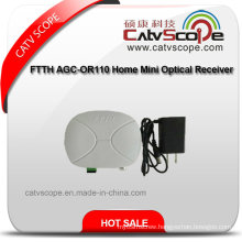 FTTH AGC-Or110 Home Mini Optical Receiver/Optical Node