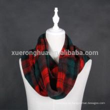 Yak Wolle doppelseitigen Schal