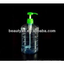 Bouteille de détergent, bouteille PET en plastique, bouteille de pulvérisation, bouteille liquide