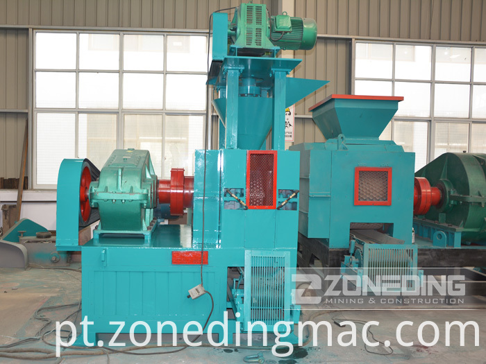 Iron Powder Briquette Press Machine
