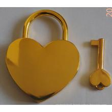 Christmas Padlock, Gifts Lock, Padlock. Golden Padlock, Al-G030