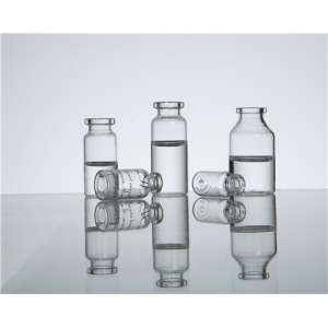 Serum Glass Vials ISO