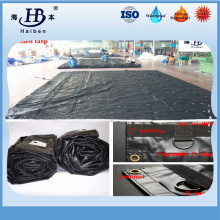 Waterproof heavy duty pvc fabric for truck cover