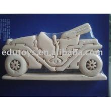 3D juguetes de madera
