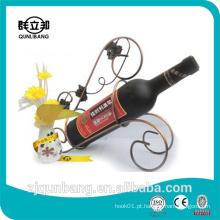 Suporte de vinho pendurado para vinhos