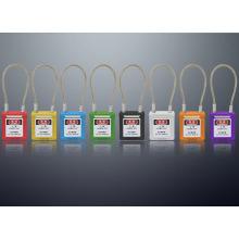 Top Sicherheits-Vorhängeschlösser, Kabel-Mini-Schäkel Sicherheits-Vorhängeschloss BD-G41 Für Sicherheits-Sperrung & Tagout mit