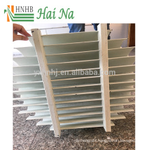 Thermal Insulation Tube Type Drift Eliminator for Cooling Tower