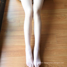 Wholesale high elastic sexy sheer body thigh high stockings lace fishnet pantyhose women