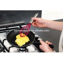 FDA genehmigt umweltfreundliche Silikon-Hand-Mixer Ei-Schläger