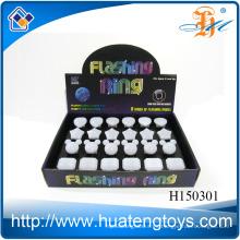 Venta al por mayor intermitente llevó anillo, llevado anillo de dedo, llevado anillo novedad H150293
