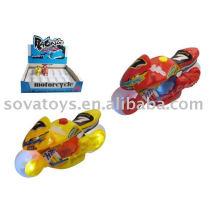 Fricção poder brinquedos carros, motocicleta FP com luz e música-901030750