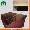 Brown/ Black Film Faced Plywood From China Manufacturer