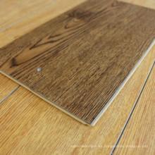 alta calidad 6 mm haga clic y bloquee WPC suelos azulejos