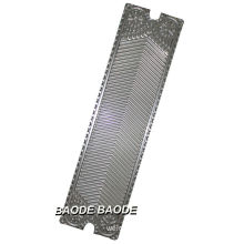 0.5mm, 0.6mm Thickness Nbr, Epdm Gasket Gea Heat Exchangers For Food Industry
