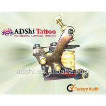 2013 creativo 8 envuelve El estilo clásico doble los remaches diseñan las máquinas hechas a mano del arma y del tatuaje del tatuaje