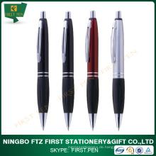 Soft Grip Metall Stift für Promotion