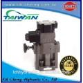 s-bsg type solenoid relief valves low noise hydraulic parts valve supplier