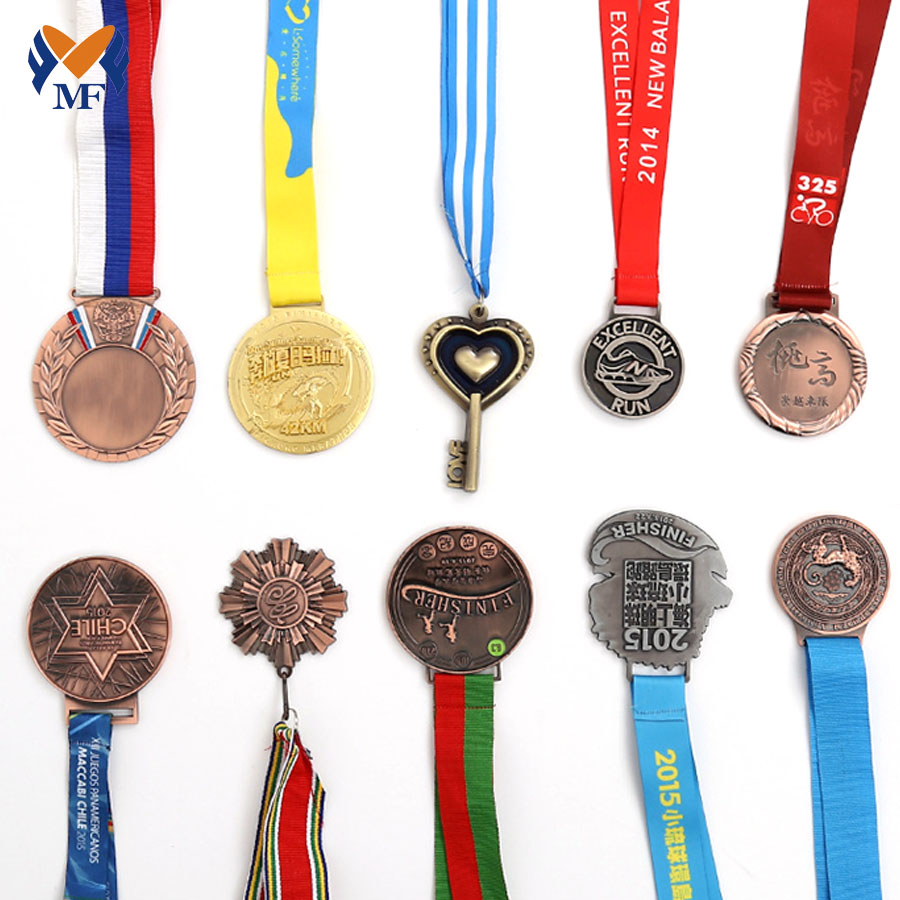 Run Finisher Medals