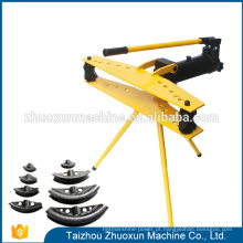 conveniente 4 rolos da máquina de rolos pneumáticos bender escala de alumínio