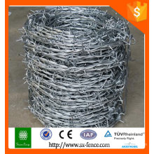 Anping factory direct used barbed wire/cheap barbed wire/razor barbed wire